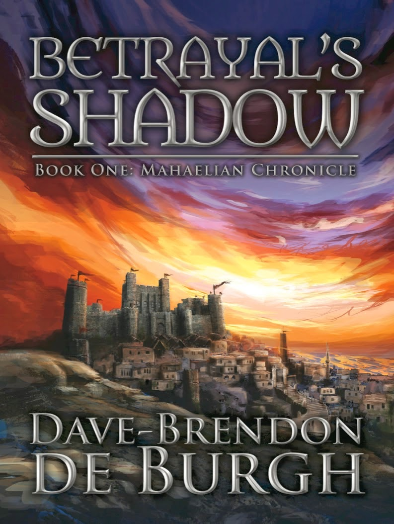 Betrayal's Shadow - Book 1 of the Mahaelian Chronicle