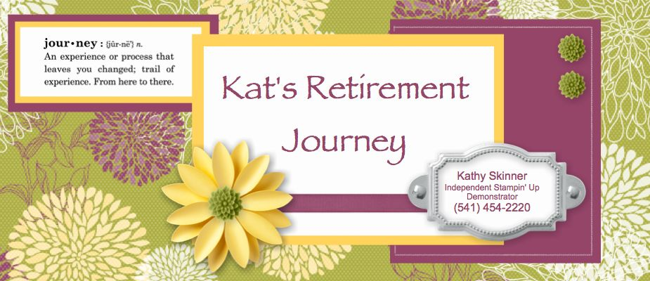 Kat&#39;s Retirement Journey