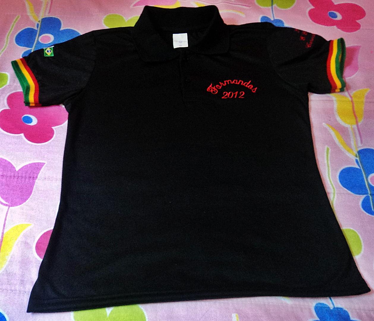 Minha Camiseta De Formandos 2012