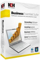 NCH Business Essentials Software now being sold in the UK