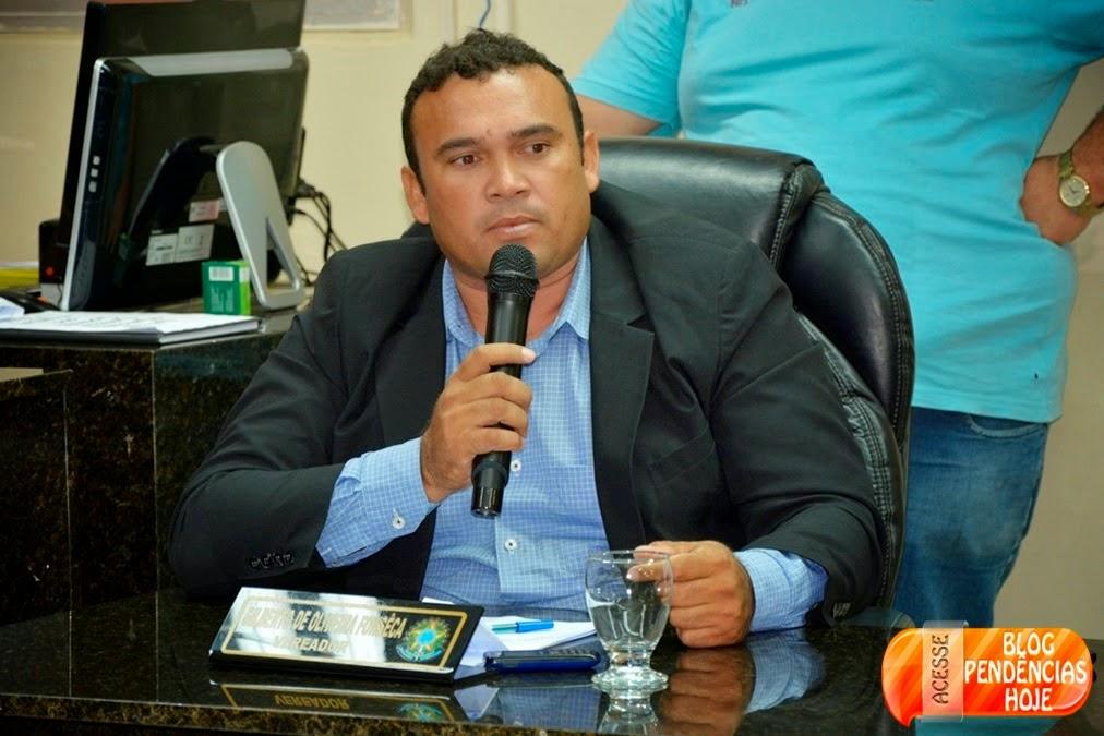 Vereador Gilberto Fonseca já tem em suas mãos um grande sonho para o Bairro das Rocas.