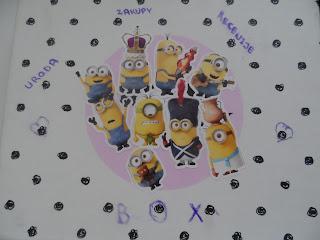 """BOX URODA ZAKUPY RECENZJE - limited """"minionek"""" edition :D"""