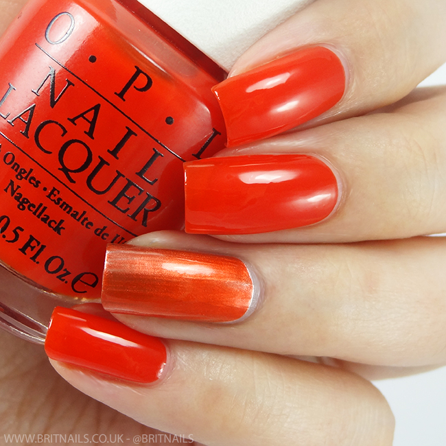 OPI Chromatic Orange