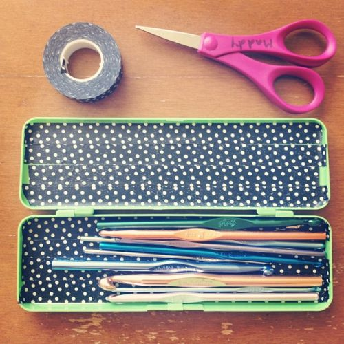 Crochet Hook Case