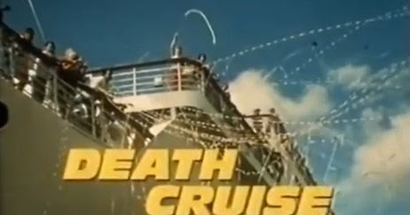 A Haunting On The Screen Death Cruise - Roller coaster on a cruise ship