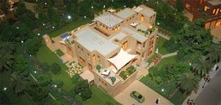 Al Barari Luxury Villas Dubai
