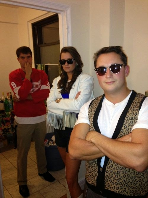 Ferris Bueller Group Halloween Costume