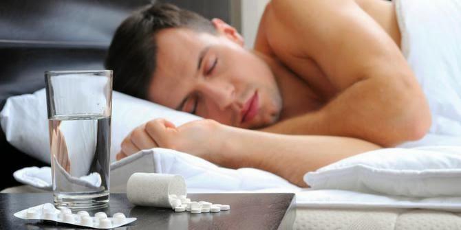 Insomnia Dan Bahayanya Obat Tidur ?