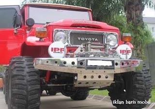 Dijual - Toyota Hartop Modifikasi, iklan baris mobil gratis