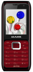 Maxx MX222 Ditto Dual SIM Mobile