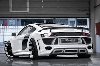 Audi R8 tunado