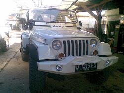 Bumper CJ-7