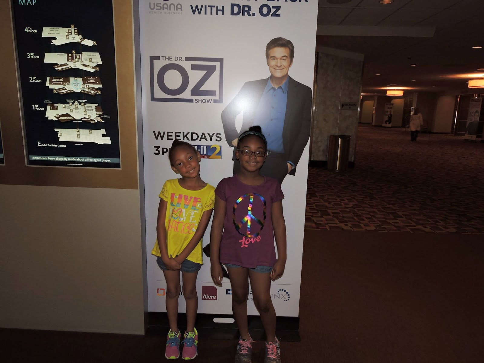 Weekend Fun- Dr. Oz and Gwinnett County Fair via www.Productreviewmom.com