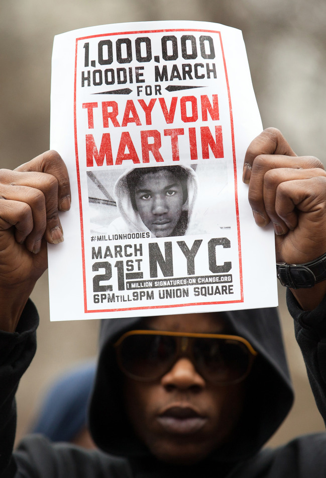 Essay on trayvon martin case