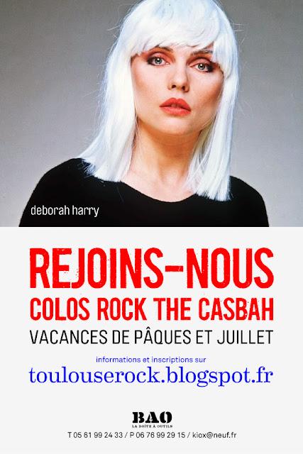 """Rejoins-nous aux colos musique et cinéma """"Rock The Casbah"""" en Haute-Garonne"""