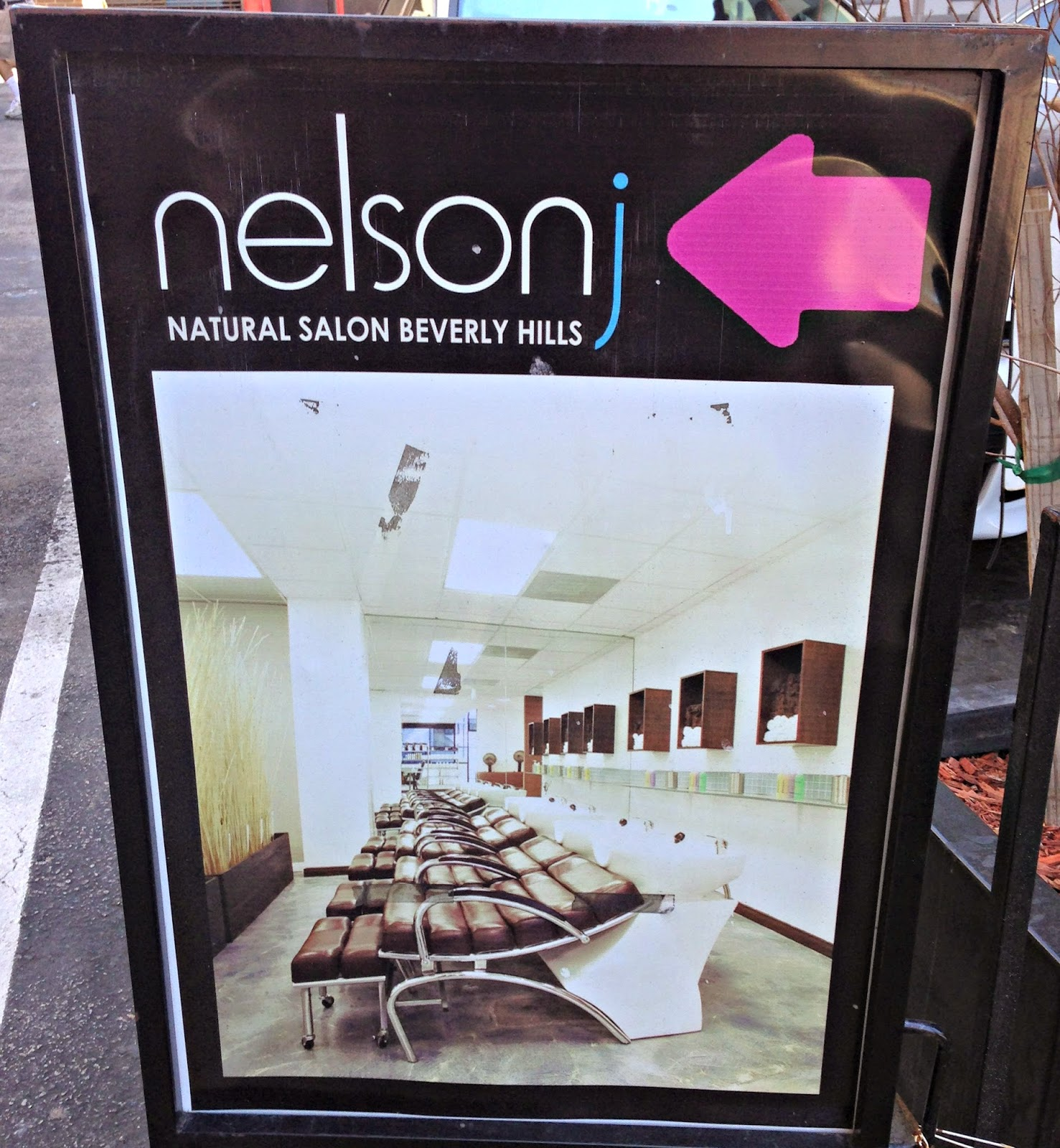 nelson j salon, beverly hills, aveda hair color, cid style file, new hair color, red head, natural salon