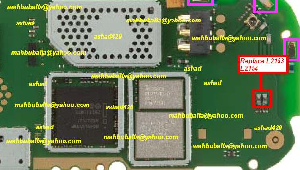 NOkia 2690 Buzzer + Ringer Hardware Solution