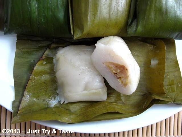 Nagasari Si Kue Pisang Just Try Taste