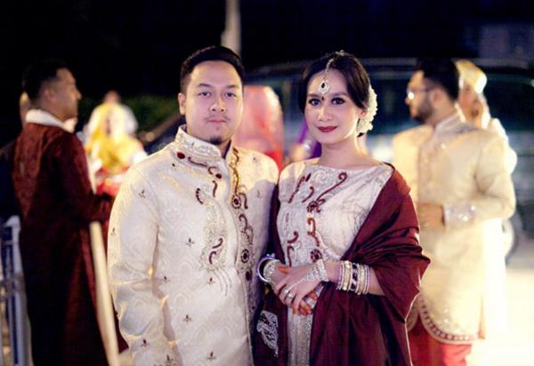 OHSEM!! Biodata Menarik Mohamed Shaiful Nizam, Suami Marsha Milan Mengejutkan Ramai