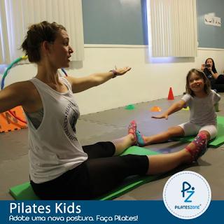 Pilates Kids por Vanessa Melo