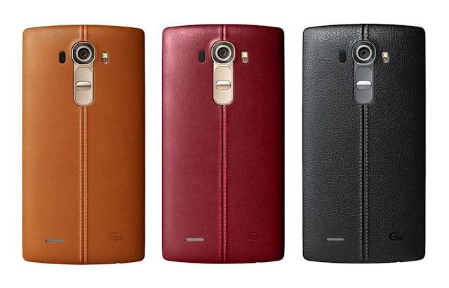 LG G4s Beat negro rojo oro