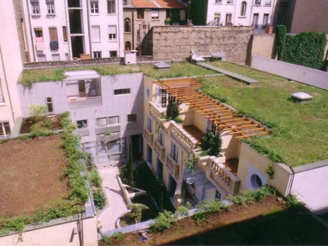 Ciudad Observatorio Los Jardines Colgantes De Babilonia