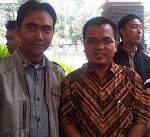 bersama Prof. Denny Indrayana (My Lecture)