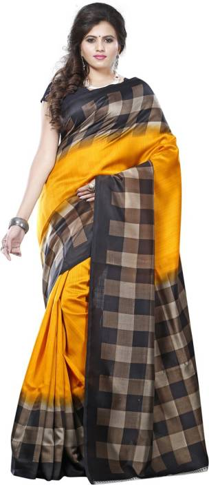 Summer Cotton Sarees With Blouse Piece