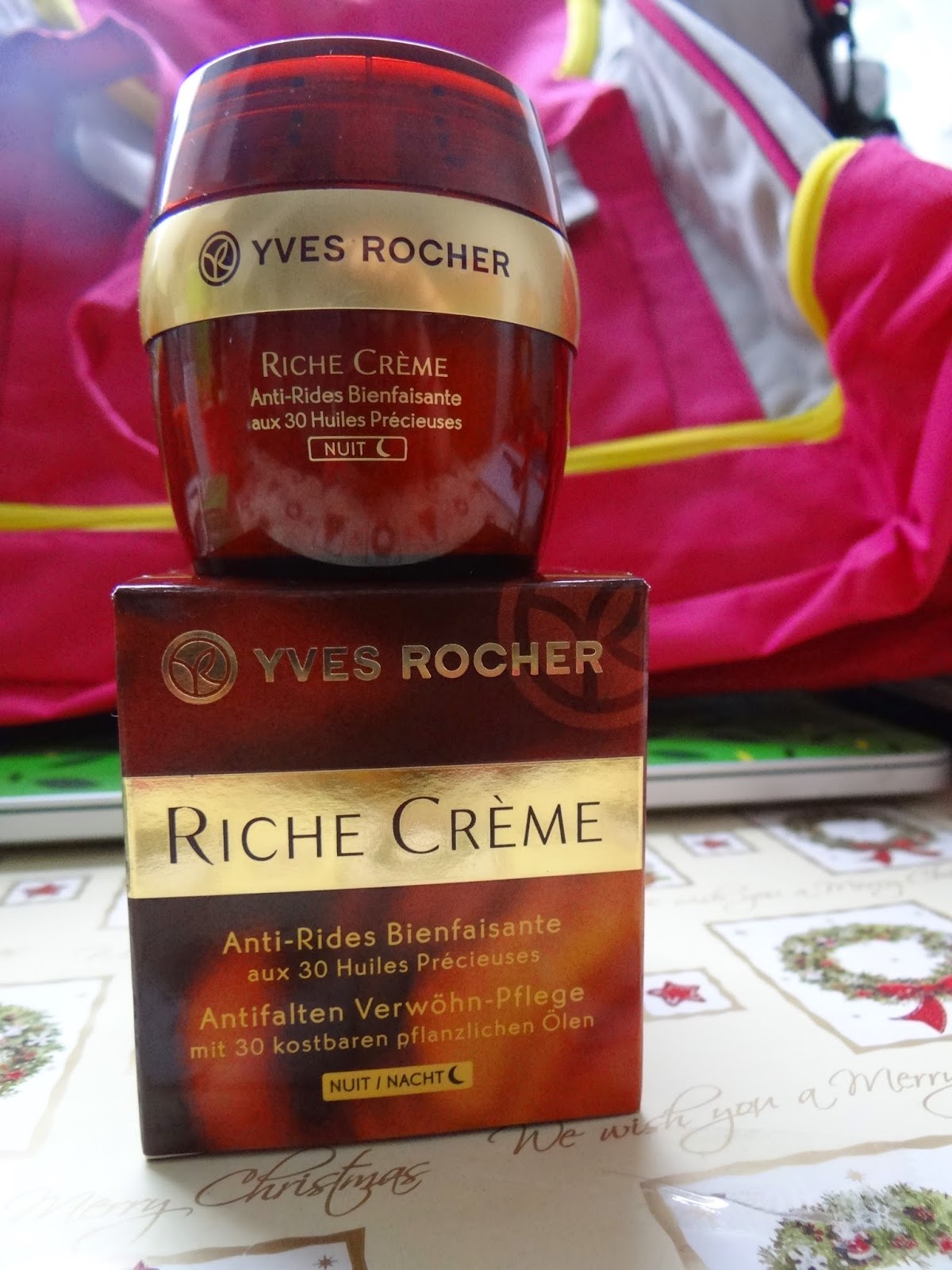 creme anti ride yves rocher