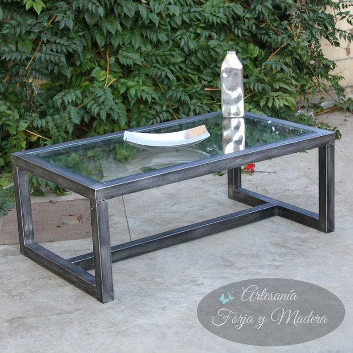 Mesas de hierro mesa de hierro moderna ache - Mesa de hierro ...