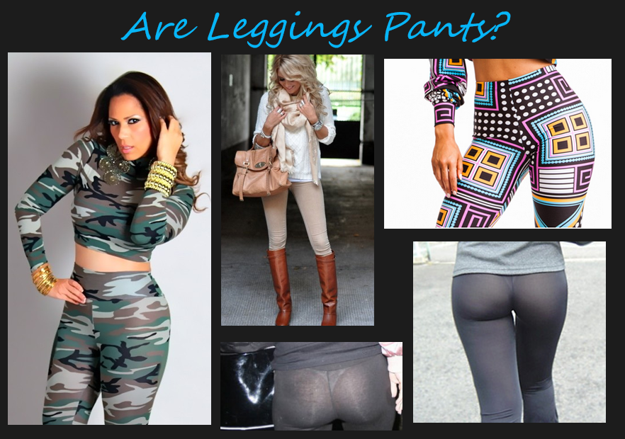 Rhianna's Studio are leggings pants? how to wear leggings? DIY do's and don'ts