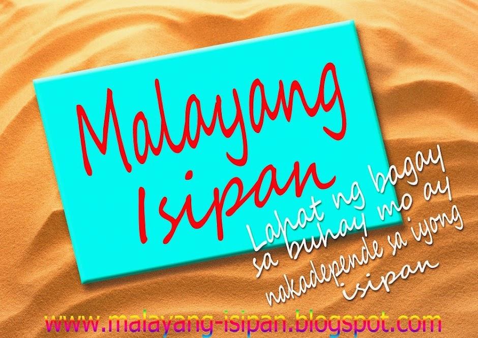 MALAYANG-ISIPAN
