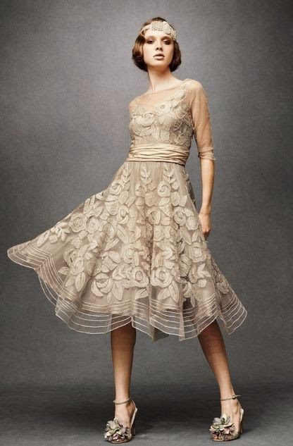 Wedding dresses ideas: Short ivory wedding dresses. Short wedding ...
