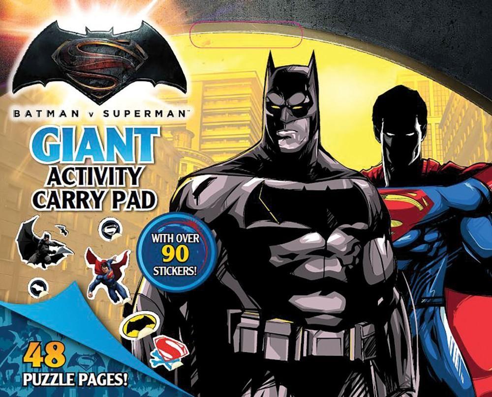 Más libros de Scholastic de \'Batman V Superman\' | Mundo Superman