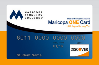 Image of Maricopa One Card