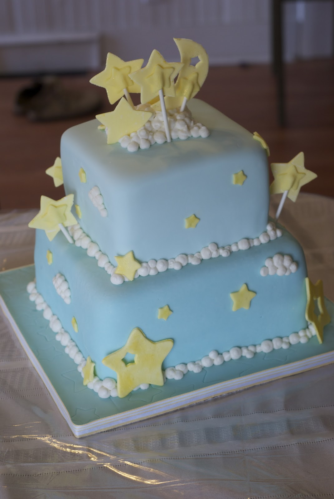 Download Baby Shower Cake Images : Image Twinkle Little Star Baby Shower Cake Download