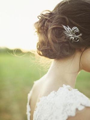 novias 2014 peinados