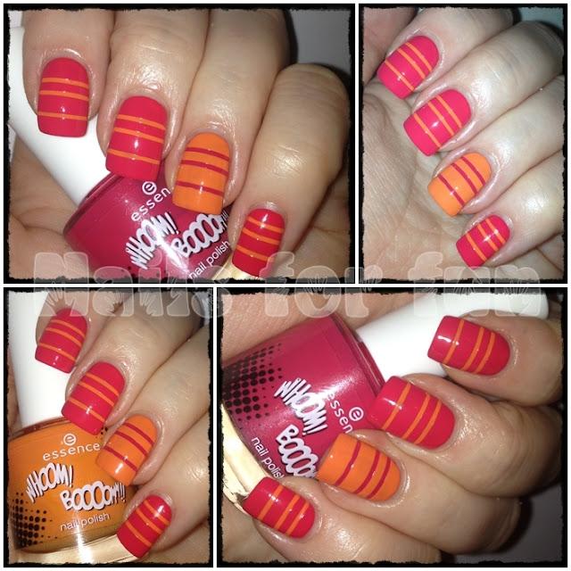DEKORACIJA vaših prirodnih nokti, noktića, noktiju (samo slike - komentiranje je u drugoj temi) - Page 3 Color+blocking+manicure
