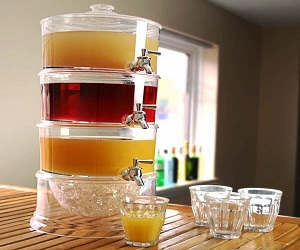 3 Layer Water Dispenser