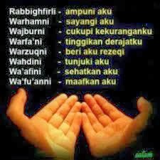 Doa untuk meraih aura kehidupan ala nuansa pena