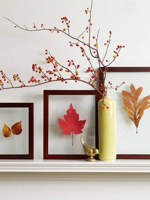 our vintage home love: Guest Post: Fall Decorating Inspiration