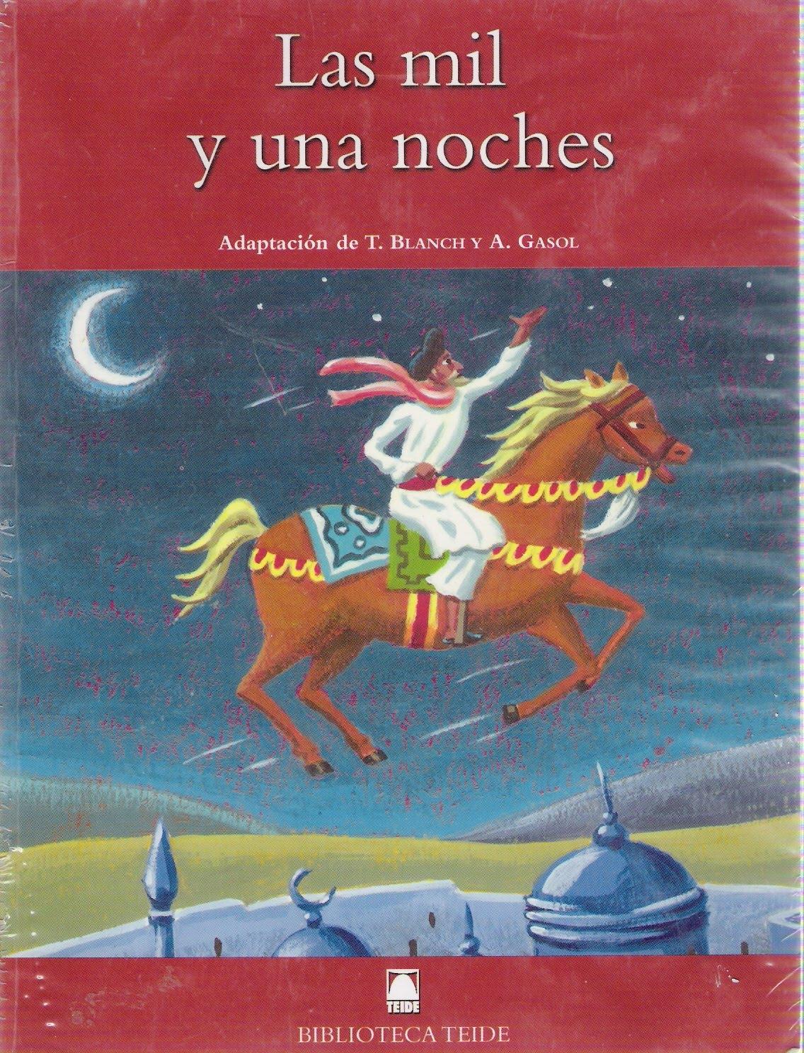 historia mil noche: