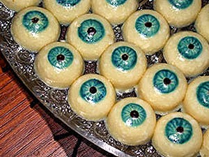 Eyeball Appetizer by Friends Eat
