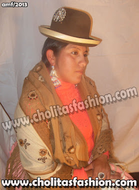 100% Cholitas Fashion: