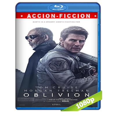 Oblivion El Tiempo Del Olvido (2013) BRRip Full 1080p Audio Trial Latino-Castellano-Ingles 5.1