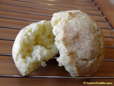 Sour Cream Cookie Recipe by CookieClubRecipes