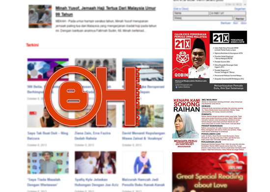 Calon pemilihan UMNO guna khidmat blogger Malaysia