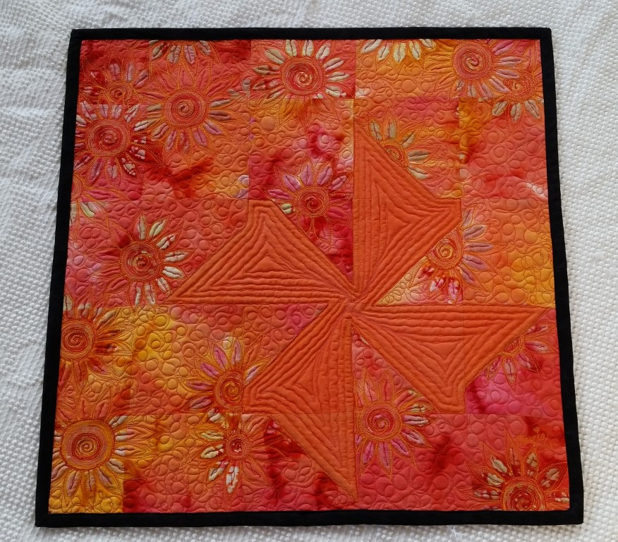 2015 Off Season 6 Project Quilting Challenge - August