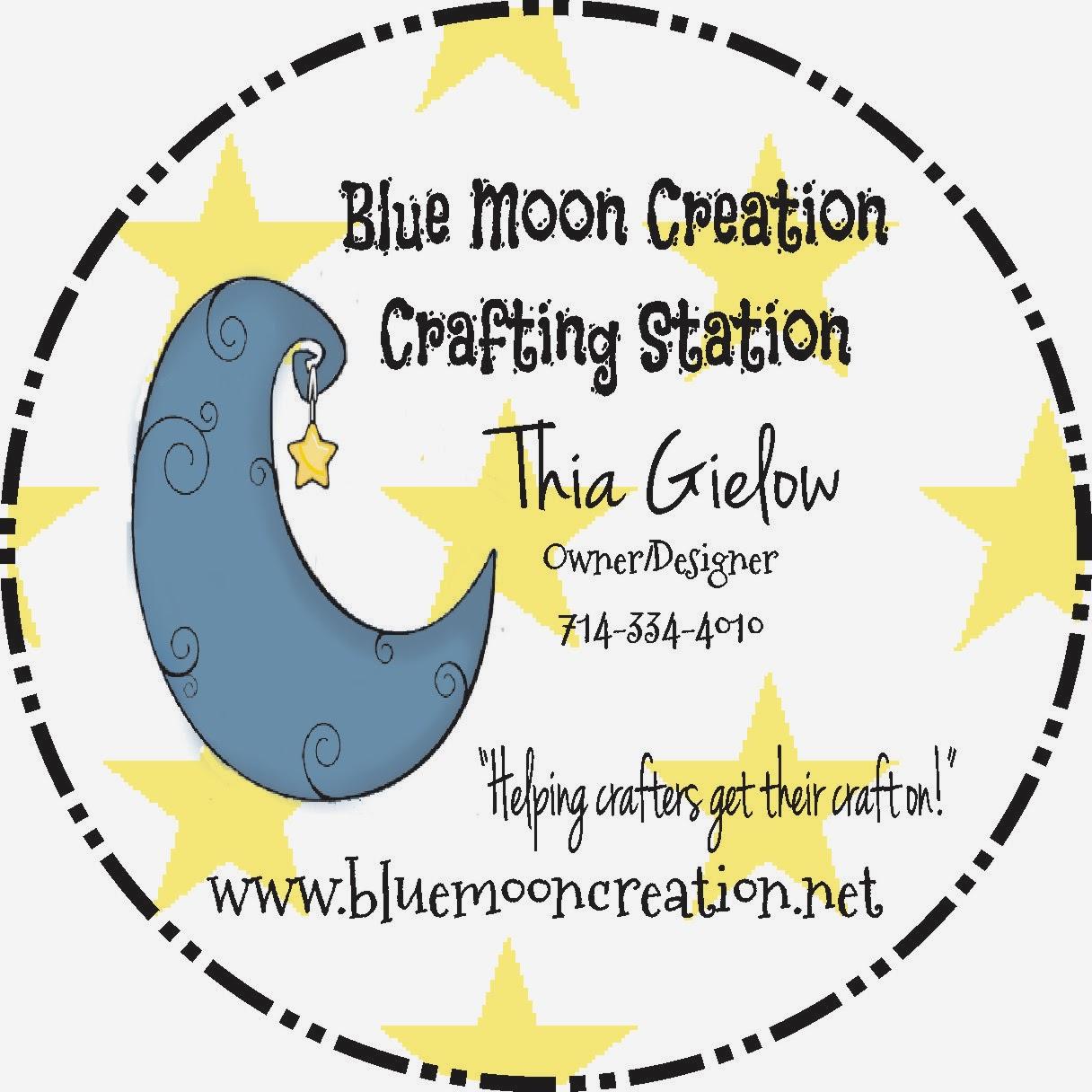 Blue Moon Creaton