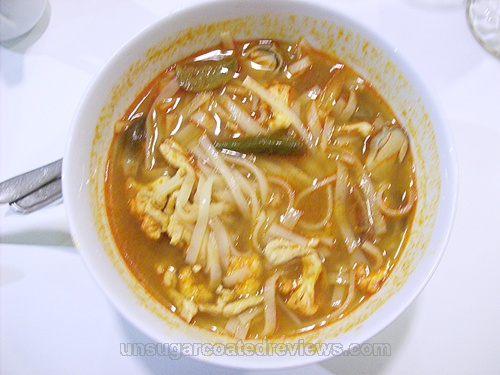 Secret Recipe Tom Yum Soup
